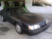 1986 Ford Ford Mustang SVO